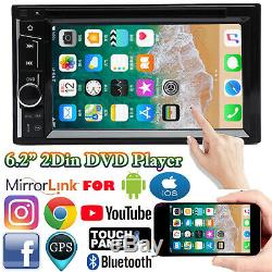 Pour 02 03 04 05 06 Ford Explorer Expedition Lincoln Car Stereo Bluetooth Radio