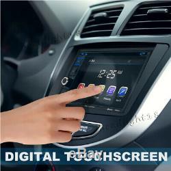 Pour 2005-15 Ford F150 / 250/350/450/550 2din DVD Aux Bluetooth Radio Radio Stéréo + Appareil Photo