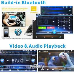 Pour 2005-15 Ford F150 / 250/350 / 450/550 2din Gps Aux Bluetooth Radio Stereo + Camera