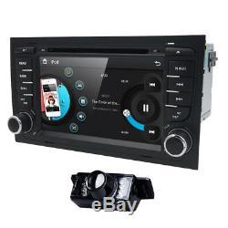 Pour Audi A4 S4 Double 2din 7 Autoradio DVD Gps Indash Lecteur Stéréo