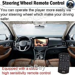 Pour Chrysler Jeep Dodge DVD De Voiture Radio Stéréo Bluetooth Miroir Pour Appareil Photo Gps +