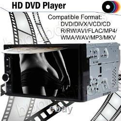 Pour Chrysler Jeep Dodge Voiture DVD Radio Bluetooth Stéréo Mirror-gps+ Park Camera