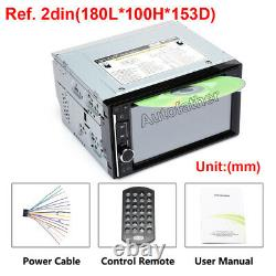 Pour Dodge Ram 1500 2500 3500 DVD CD Usb Écran Tactile Bluetooth Voiture Stéréo Radio