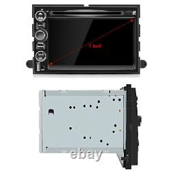 Pour Ford F150 Edge 7 2din Car Stereo Radio DVD Player Bt Gps Navigation