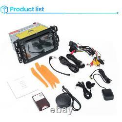 Pour Gmc Yukon Sierra Chevrolet Chevy 7gps Car DVD Player Radio Stereo Bluetooth