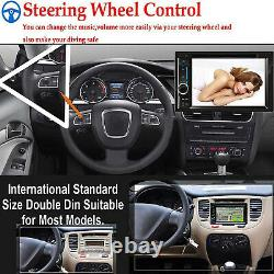 Pour Nissan Altima Double 2 Din 6.2 Car Radio DVD Stereo Touchscreen Bluetooth
