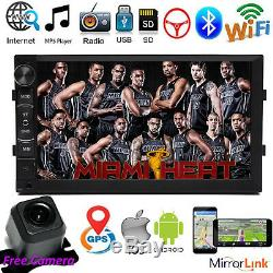 Pour Nissan Frontier Sentra Murano Car Stereo Gps Wifi Android Ios Mp5 Radio Fm