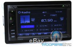Power Acoustik Pd621xb 6.2 CD DVD Usb Bluetooth Aux Sirius XM Ready Car Stereo