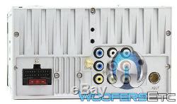 Power Acoustik Pdn-623b 6.2 CD DVD Gps Bluetooth Usb Aux Navigation 300w Radio
