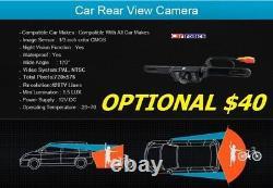 S'adapte 03-07 Honda Accord Pioneer Écran Tactile Bluetooth Usb Aux Radio Car Stereo