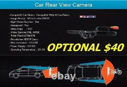 Série Ford F & E 2004-2016 Jensen Gps Navigation Bluetooth Usb Car Radio Stéréo