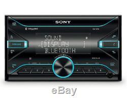 Sony Dsx-b700 Double Din Multimédia Numérique Stéréo De Voiture Radio Avec Siriusxm