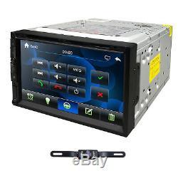 Sony Lecteur DVD Autoradio Stéréo À Double Objectif Pour Ipod Bt Tv Mp3 Swc Y