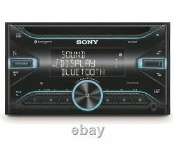 Sony Wx-920bt, Double Din CD / Mp3 Bluetooth Stéréo Voiture Avec Écran Couleur Variable