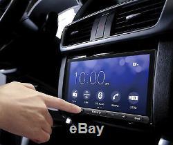 Sony Xav-ax5000, 7 Double Din Car Media Receiver D'apple Carplay / Android Auto