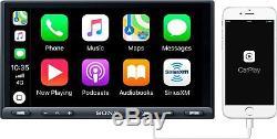 Sony Xav-ax5000 7 Stéréo Apple Carplay, Auto Android, Livraison Rapide