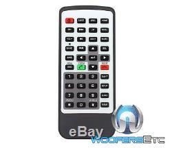 Soundstream Vr-624b Double Din Car Stereo 6.2 CD Tv Mp3 DVD Usb Sd Bluetooth