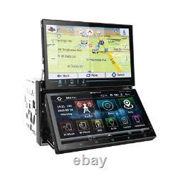 Soundstream Vrn-dd7hb 2din 7 Dual Display Gps DVD Bluetooth Receiver Car Stereo