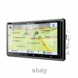 Soundstream Vrn-dd7hb 2din Dual Display Car Dvd/cd Navigation Recepteur Avec Caméra