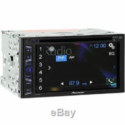 Stéréo De Voiture Bluetooth Double Din Avh-290bt De Pioneer (mise À Jour Gratuite Vers Avh-210ex)