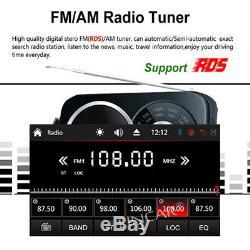 Stéréo Gps De Navigation Bluetooth Radio Double 2 Din 6,2 CD Lecteur DVD Caméra