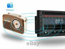 Us 7 '' Double 2 Din Android 9.1 Stéréo Voiture Fm Gps Radio Navigation Head Unit