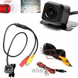 Voiture Stéréo 7+ Caméra De Secours Écran Tactile Double 2 Din Radio Mirror Link Pour Gps