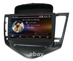 Voiture Stereo Pour Holden Cruze 2009-2016 Android 10.0 Gps Chef Unité Wifi Dab+9 Pouces